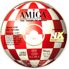 Theme of AMIGA - Back to WELCOME